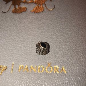 Authentic Pandora DewDrop Charm